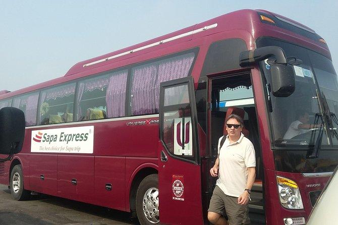 Express Bus Hanoi- Sapa