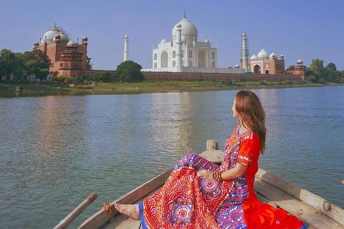 Golden Triangle Tour 2 Nights 3 Days (Taj Mahal at Sunrise )