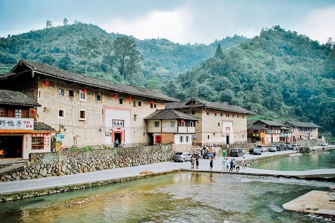 Xiamen Private Day Tour to Tianluokeng Tulou Cluster and Hongkeng Tulou photo 9