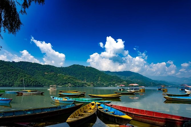 Explore Entire Pokhara (Sarangkot-Peace Stupa-Begnas Lake-Fewa Lake-Water Fall) photo 6