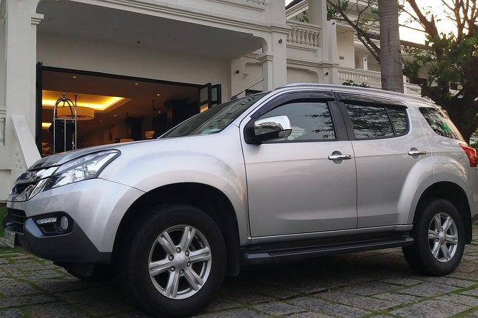 Private car to Ba Na Hills - Golden Bridge