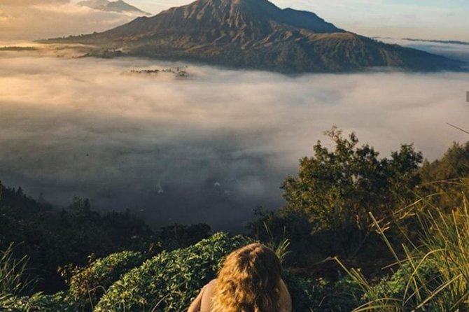 Mount Batur Sunrise Trekking Natural Hot Springs