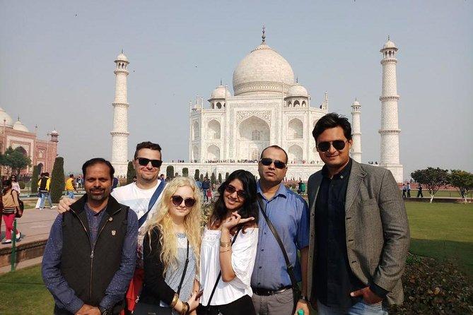 1 Day Delhi & 1 Day Agra Tour with Taj Mahal.