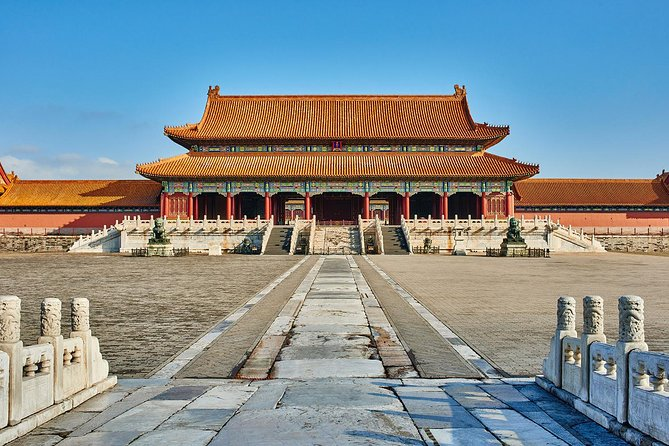 1-Day Private Beijing City Tour: Forbidden City, Temple of Heaven, Summer Palace