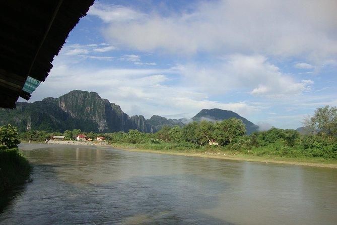 The Vang Vieng Cycling Loop 1 day
