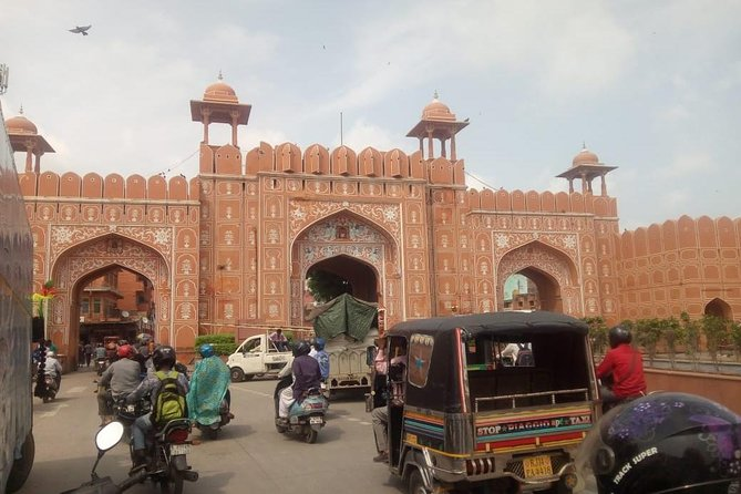 Heritage walking Tour of Jaipur
