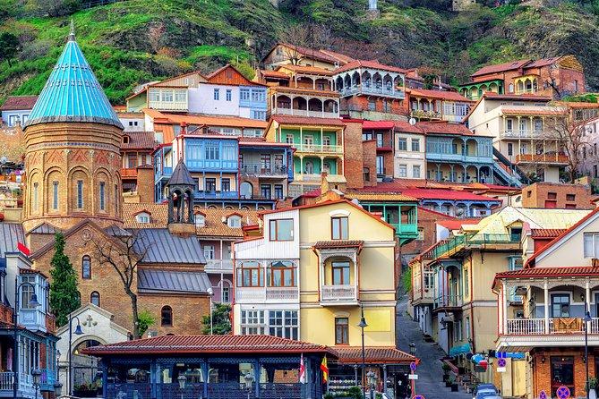 Tbilisi and Mtskheta - Private city tours