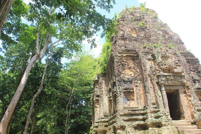Private One Day Tour to Sambor Prei Kuk Group ( World Heritage Site )