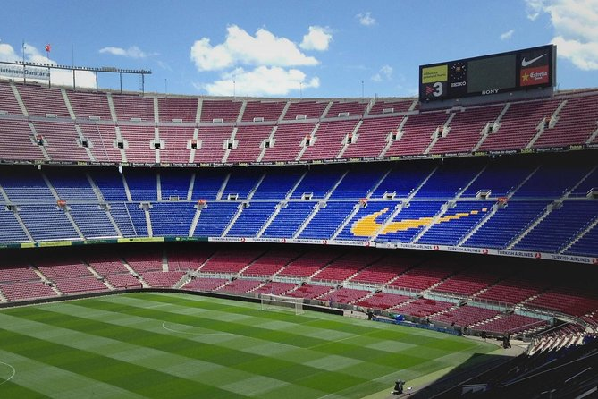 Camp Nou : Skip the line tickets and private visit