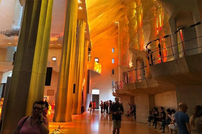 Kid friendly Express tour of Sagrada Familia photo 4