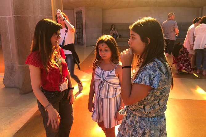 Kid friendly Express tour of Sagrada Familia photo 3