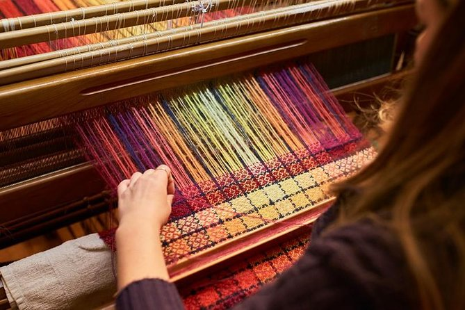 Traditional handmade techniques for modern clothing