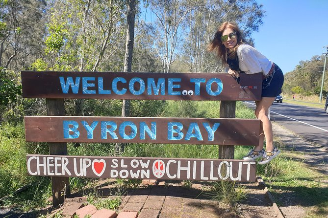 Chill Out at Byron Bay from Gold Coast
