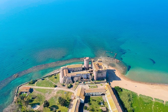 4 hour Shore Excursion to Santa Severa Castle from Civitavecchia