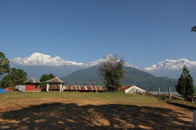 Astam Village Day Hike From Pokhara