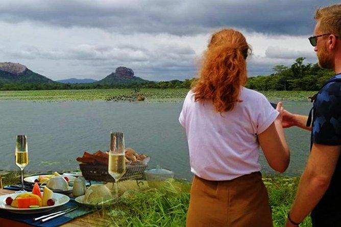Breakfast Overlooking Sigiriya & Pidurangala