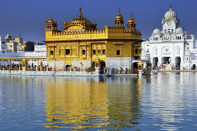 Amritsar- Transfers+Hotel+Sightseeing (3 Days)