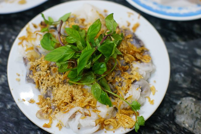 Hanoi Foodie Private Tour