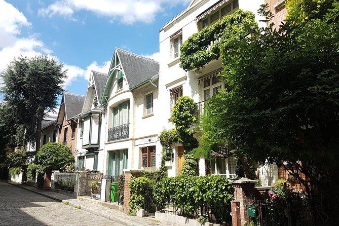 4-hour private tour Montmartre & Marais