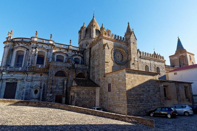 Private Tour Of The Roman Temple Of Evora, Chapel Of Bones, Cathedral ..