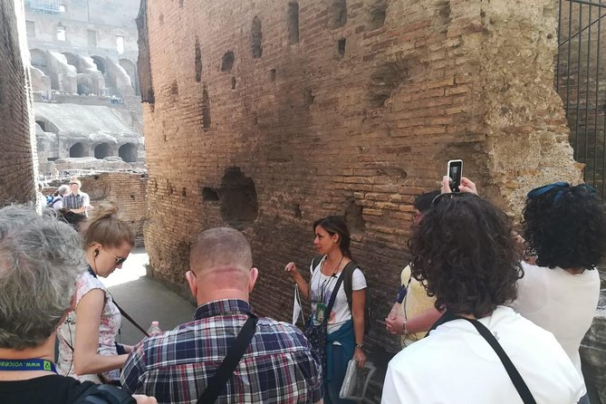 Colosseum, Roman Forum & Palatine Hill - Small Group tour