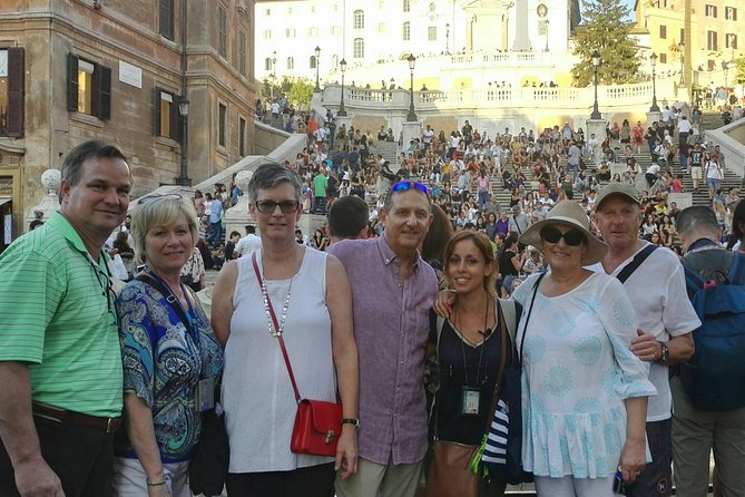 Best of Rome: Squares and Fountains-Small Group Tour