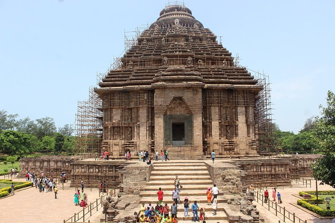Puri- Transfers+Hotel+Sightseeing (3 Days)