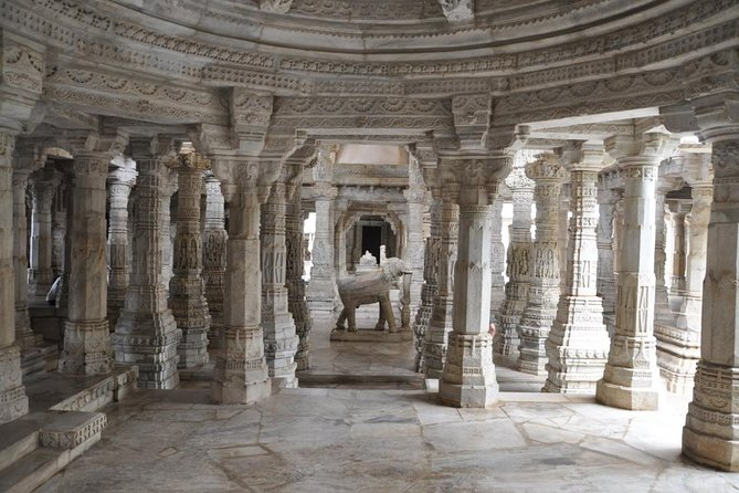 Travel From Udaipur to Jodhpur Via Kumbhalgarh and Ranakpur