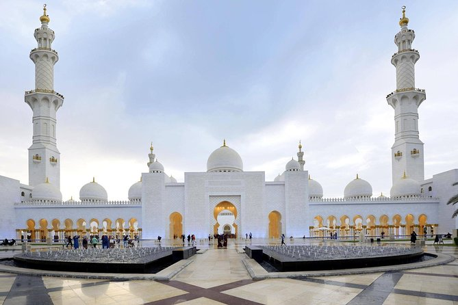 Private Abu Dhabi City Guided Tour
