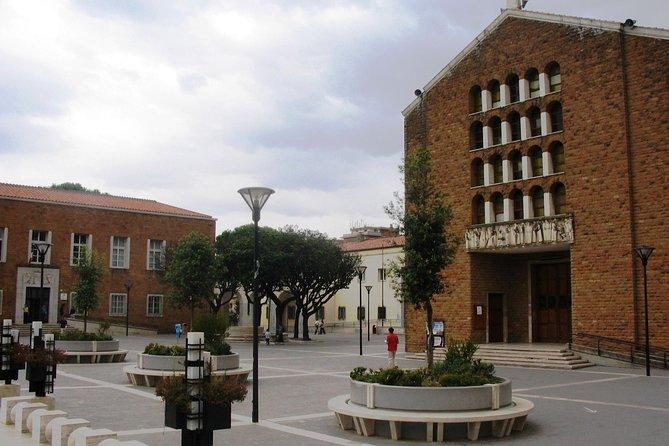 Private Transfer: Rome City to Pomezia or vice versa