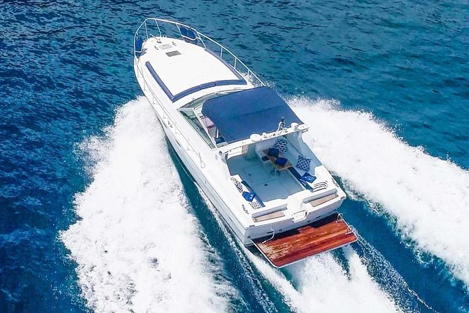 Capri and Positano private boat tour (7/8 hours) from Sorrento Deluxe