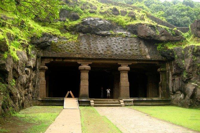 Day trip in Mumbai with Elephanta Caves