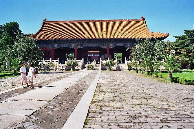 Badaling Great Wall & Ming Tombs (Dingling) Small Group Tour photo 7