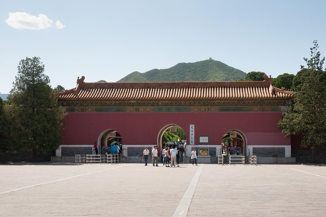 Badaling Great Wall & Ming Tombs (Dingling) Small Group Tour photo 8