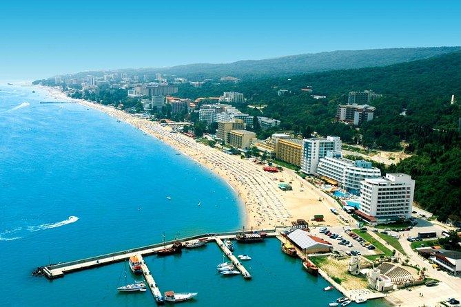Sofia to Sunny Beach Passenger Transfer
