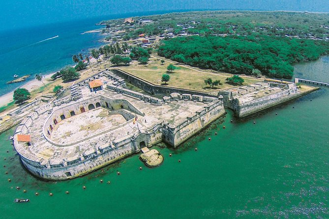 Guided Tour to All Forts of Bocachica