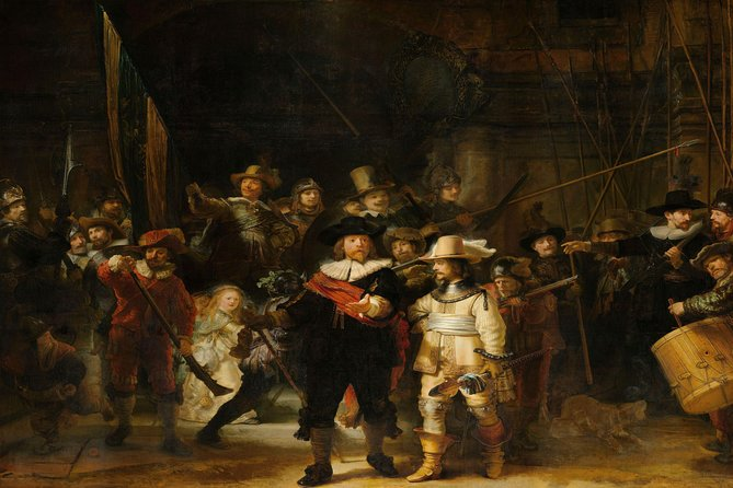 Guided tour in the Rijksmuseum without queues in Spanish