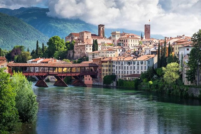 Tour in Bassano Del Grappa between history and distilleries