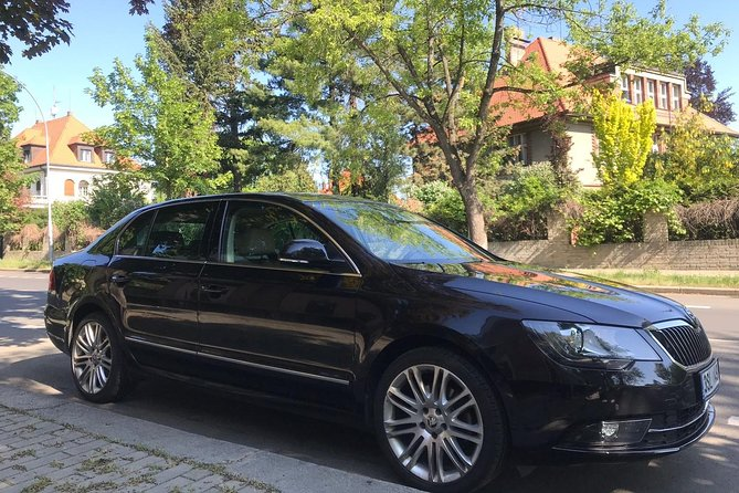 From Prague Airport to Hotel in Prague Private Transfer VIP