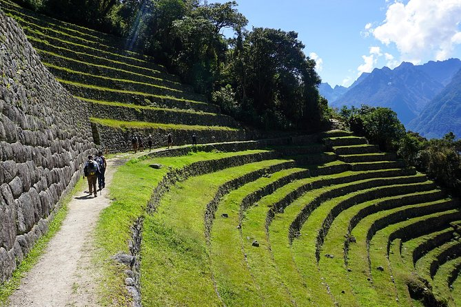 1-Day Short Inca Trail to Machu Picchu - private service