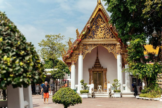 Bangkok's Highlights: Grand Palace & Wat Pho w/ Entrance Tickets Included photo 8