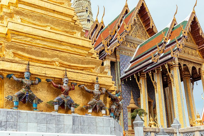 Bangkok's Highlights: Grand Palace & Wat Pho w/ Entrance Tickets Included photo 4