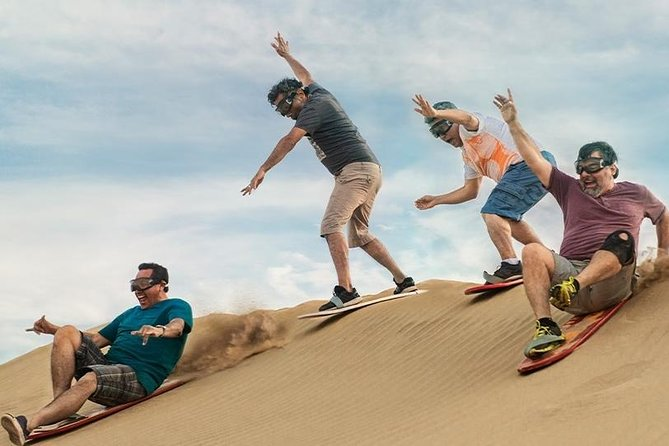 Ica Experience,.Ballestas islands & Huacachina Oasis