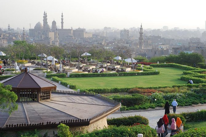 Cairo by Night Tour and Dinner EL Azhar Park photo 2