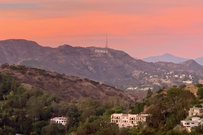 Hollywood Walking and Hiking Tour