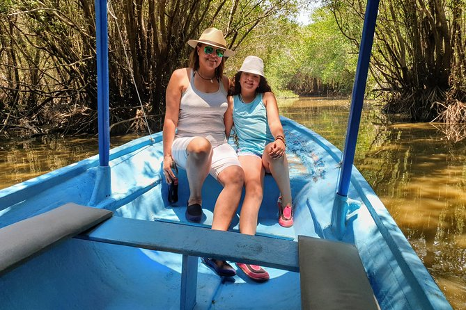 3 Palos Lagoon Boat Ride - Awesome Lonely Beach Horseback Riding & Mexican Lunch