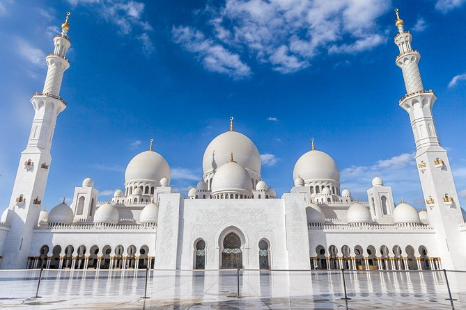 Abu Dhabi Classic City Tour with Grand Mosque