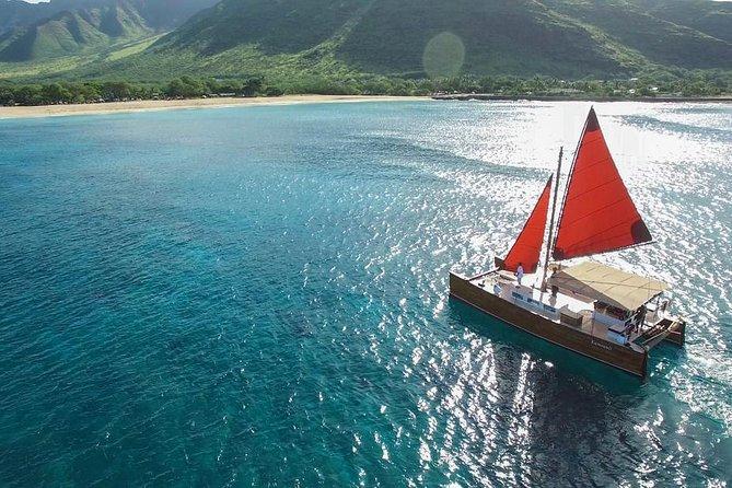 Polynesian Canoe Morning Sail