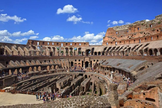 Express Colosseum tour and Ancient Rome photo 4