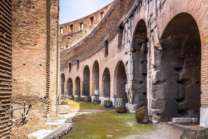 Express Colosseum tour and Ancient Rome photo 8